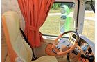 Scania Venezia, Cockpit