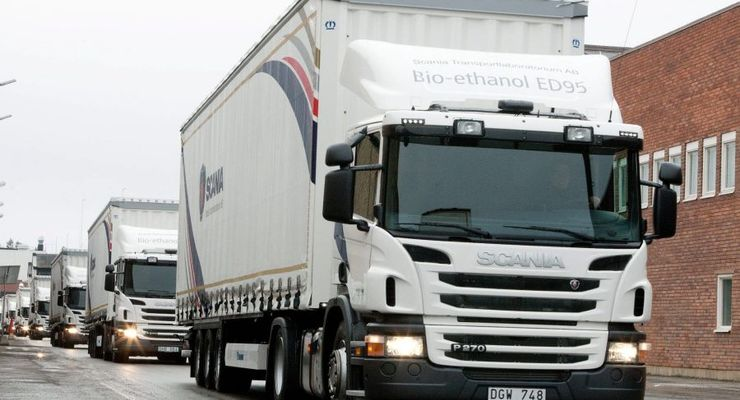 Scania, Werkverkehr, Södertälje
