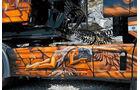 Scania, gefallene Engel, Martin Transporte, Engel