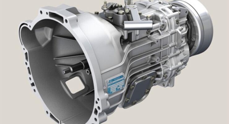 Schaltgetriebe 5 S 400