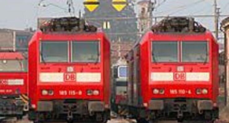 Schenker organisiert Schienenverkehr neu