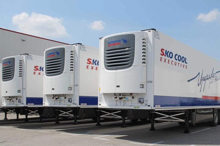 Schmitz Cargobull IAA Vorschau 2016