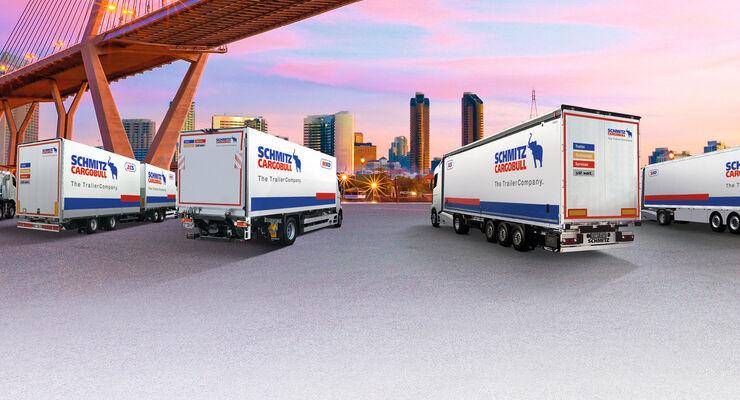 Schmitz Cargobull: Starkes Westeuropa gleicht Nachfrage-Rückgang in Russland aus