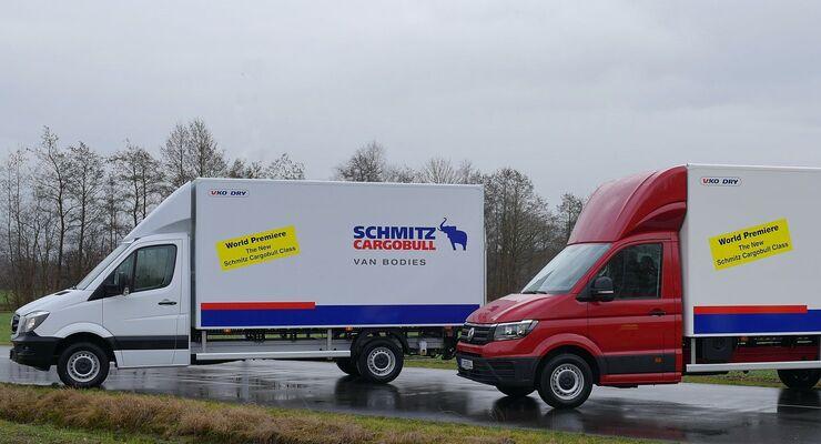 Schmitz Cargobull, Transporteraufbau