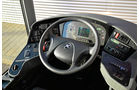 Setra Multi-Class LE business, Cockpit