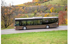Setra Multi-Class LE business, Seite