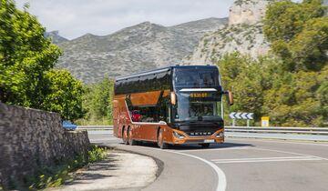 Setra S 531 DT Fahrbericht Fahrvorstellung 2018