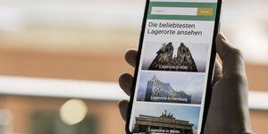 Sharehouse, Lagerplattform, Online-Plattform, Start-up, Berlin