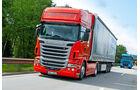 Sicherheitstechnik, Scania, Sicherheitspaket
