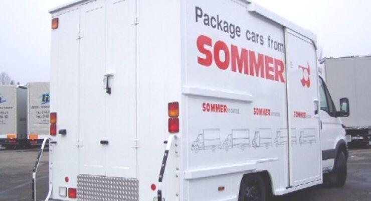 Sommer Road Cargo Solutions stellt Insolvenzantrag
