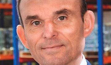 Stefan Gulbins, Geschäftsführer, Georg Ebeling Spedition