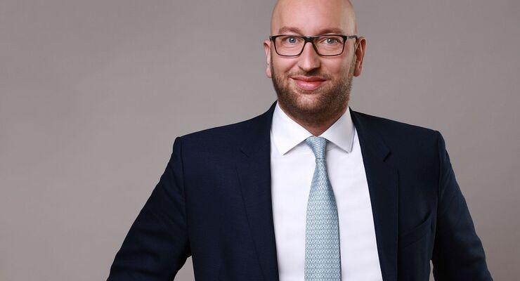 Stefan Harder, May & Co. Logistik