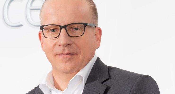 Stefan Ulrich, CEO der Simon Hegele Gruppe
