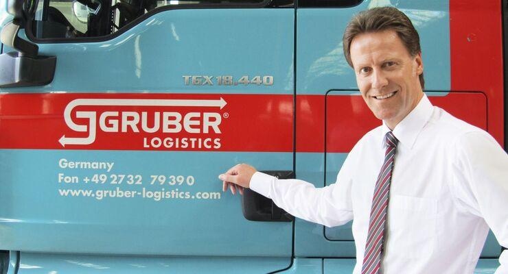 Stephan Opel, Gruber Logistics