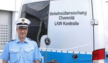 Sven Krahnert, Leiter POLIZEIDIREKTION CHEMNITZ