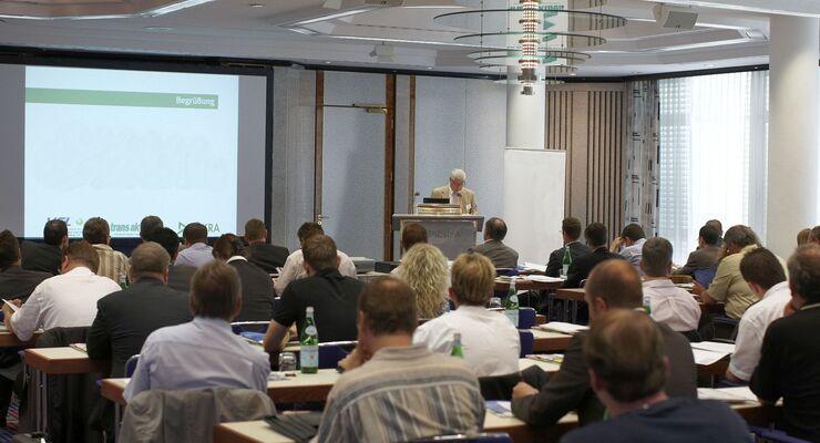 Symposium Palettentausch