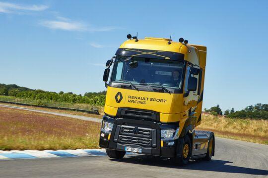T High Renault Sport Racing