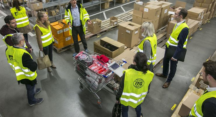 Tag der Logistik 2019 bei ITG