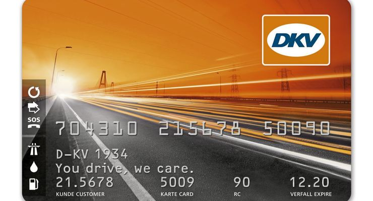 Tankkartenübersicht 2013: DKV Card