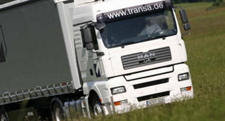 Tarifverhandlungen für Transa vertagt