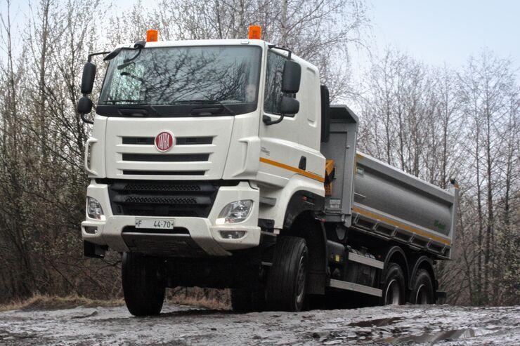Tatra Phoenix Euro 6