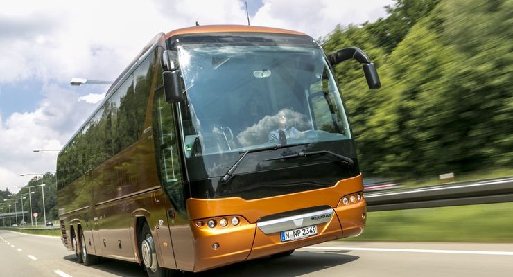 Testbericht-Neoplan Tourliner L