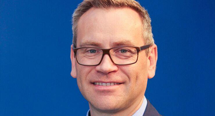 Thomas Juraschek neuer Leiter Nutzfahrzeuge der Ford-Werke