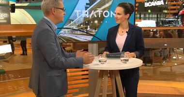 Thomas Rosenberger im Interview bei TRATON