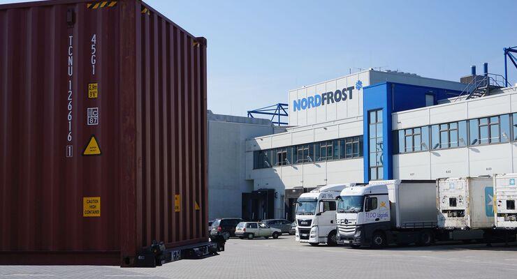 Tiefkühl-Logistiker Nordfrost