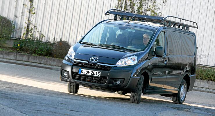 Toyota Proace 2.0 D 4D