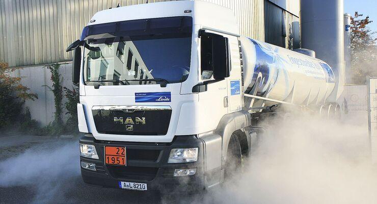 Transport von Edelgasen