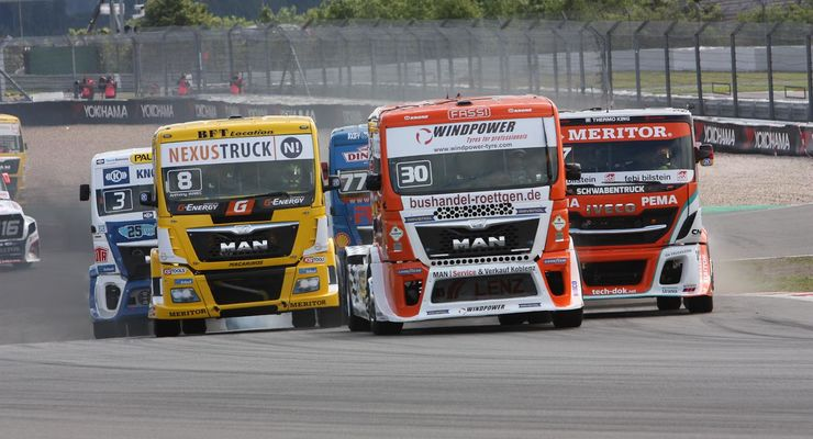 Truck Grand Prix 2016: Rennen 2 Samstag
