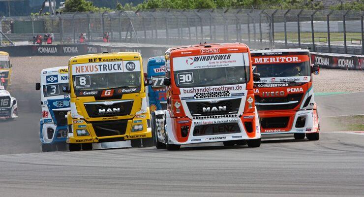 Truck Grand Prix 2017 Mehr Truckrace Als Je Zuvor Eurotransport