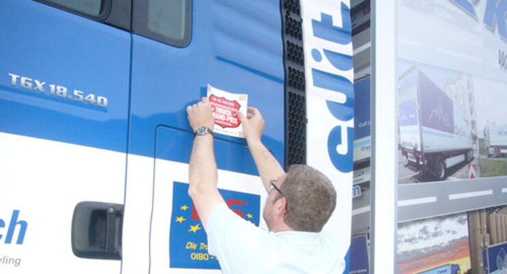 Truck-Grand-Prix Jubiläumstour
