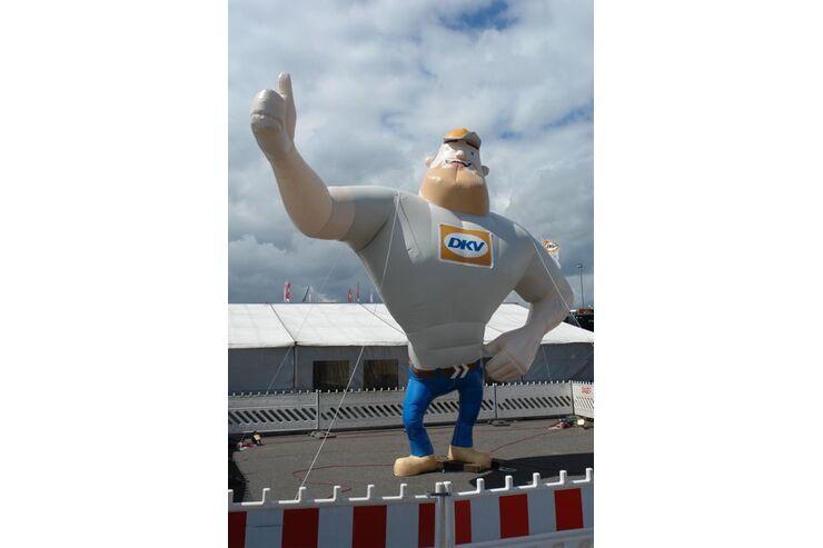 Truck-Grand-Prix, Truck Race, DKV, Buddy