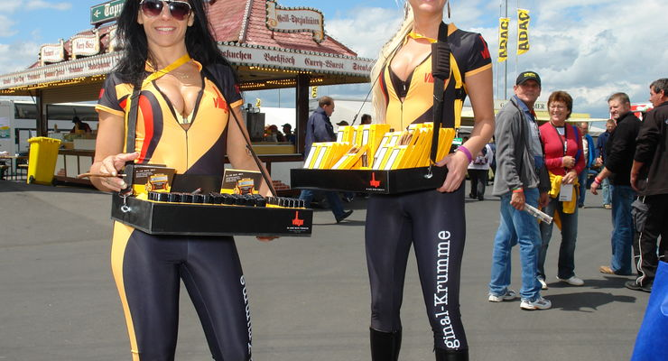 Truck-Grand-Prix, Truck Race, Lkw, Original Krumme