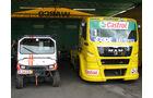 Truck-Grand-Prix, Truck Race, Lkw, Rotes Kreuz, SAM, Castrol, Wabco