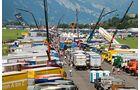 Truck-Korso Festival Interlaken Schweiz