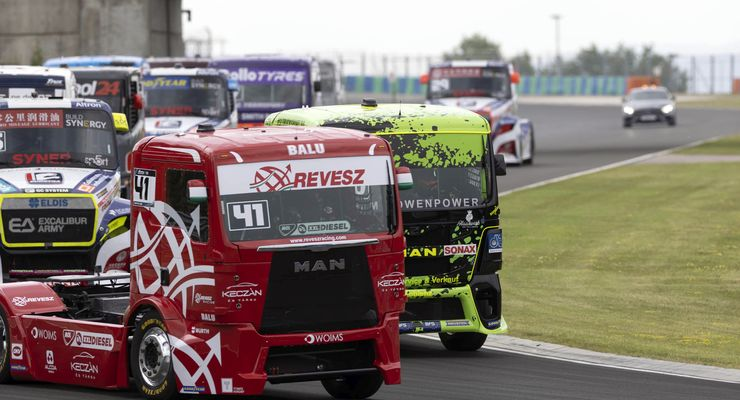 Truck Race Hungaroring 2021
