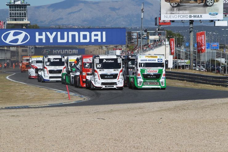 Truck Race Jarama 2013