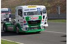 Truck Race Navarra zweites Rennen