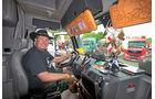 Trucker- und Country-Festival in Geiselwind, Sascha Fleischmann