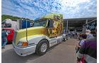 Trucker- und Country-Festival in Geiselwind, Volvo VLN