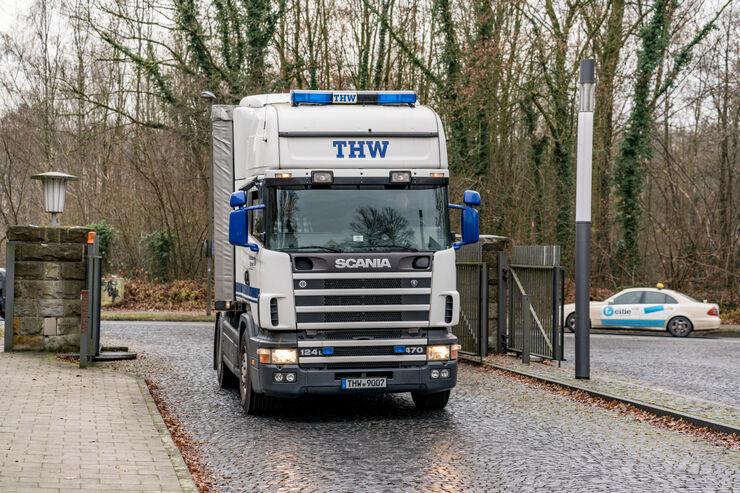 Truckjobs THW