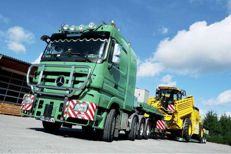 Trucks - Schwertransport