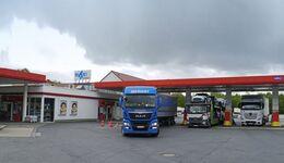 Truckstop FF 9/2018, Total-Autohof Mogendorf.