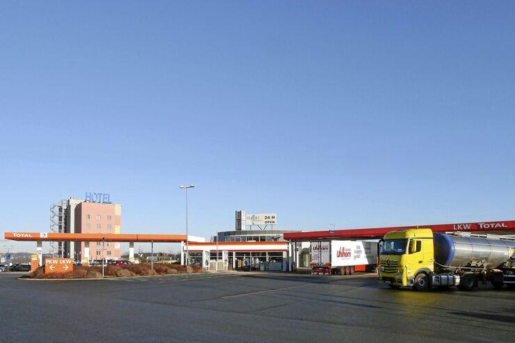 Truckstop Maxi Autohof Wilnsdorf