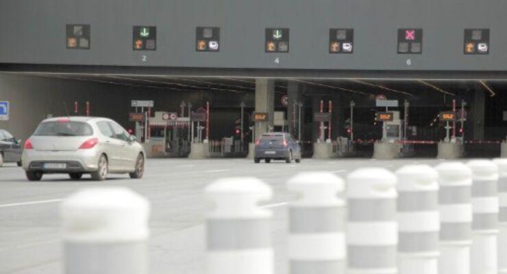 Tunnel-Test: Die meisten sind sicher