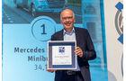 Ulrich Bastert, Mercedes-Benz