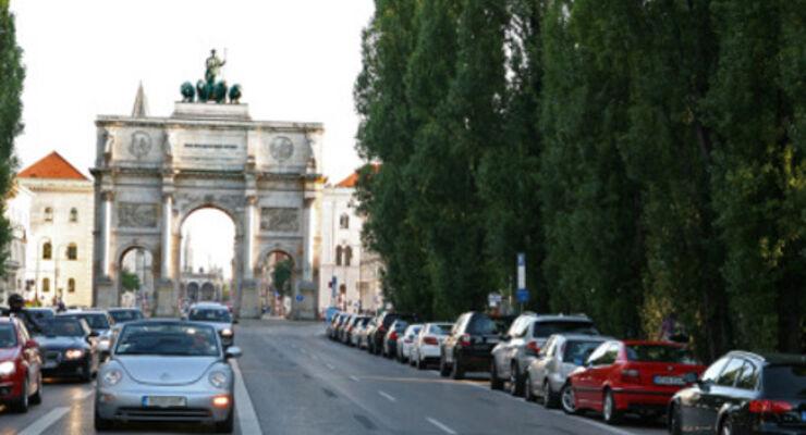 Umweltzone München: LBO fordert Ausnahme